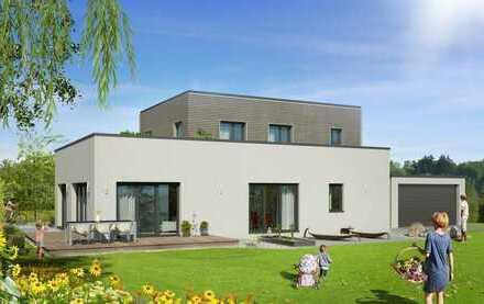 Planen Sie Ihr eigenes Einfamilienhaus mit