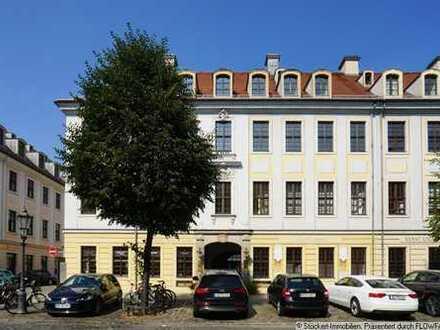 Großes, repräsentatives Büro mit separatem Zugang im Dresdner Barockviertel