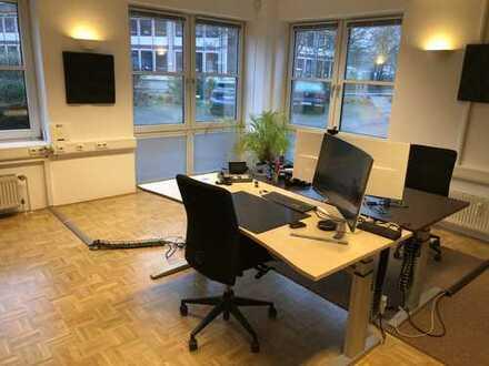 Schöne, klimatisierte Bürofläche