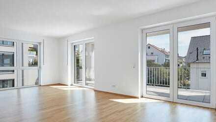 Schöne 3-Zimmer barrierefreie Neubauwohnung in Eningen mit Aufzug