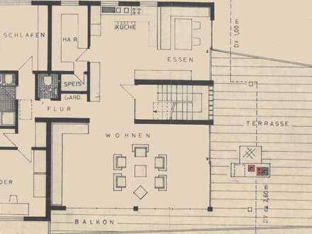 Hochwertige 8-Zimmerwohnung in Untergruppenbach