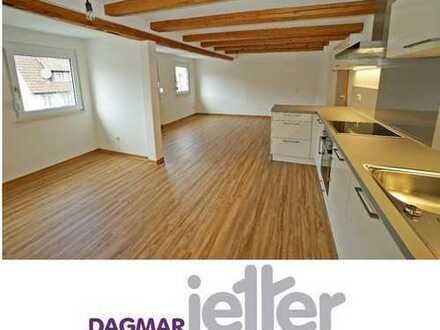 Frisch renoviert! Schicke 3-Zimmer-Wohnung in zentraler Stadtlage von Balingen