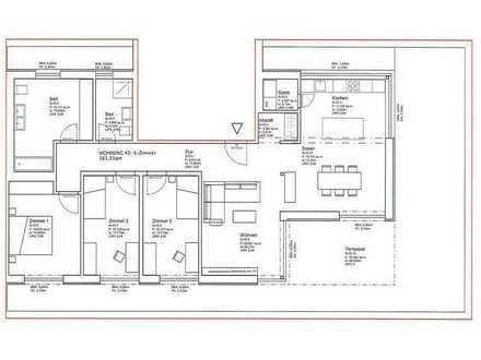 Exklusives Neubau Penthouse WE45 im Landesgartenschaugelände www.living-landau.de