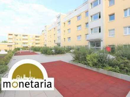 Vermietetes Apartment mit Westbalkon direkt an der U-Bahn