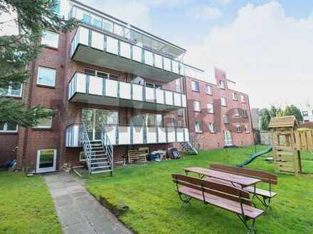 Wohnungspaket: Zwei sehr gepflegte Wohnungen zum Preis von einer in Hamburg Rahlstedt