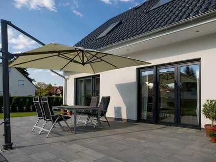 Bauplatz für ein Ferienhaus in Pinnow