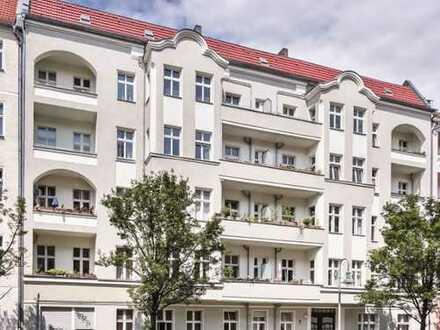 Möblierte, sanierte 1-Zimmer-Apartment im Nordischen Viertel mit Balkon (max. 4 Jahre)