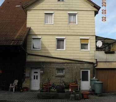 ! ZWANGSVERSTEIGERUNG ! - ohne Käuferprovision - Wohnhaus mit Scheunenanbau in Bondorf -