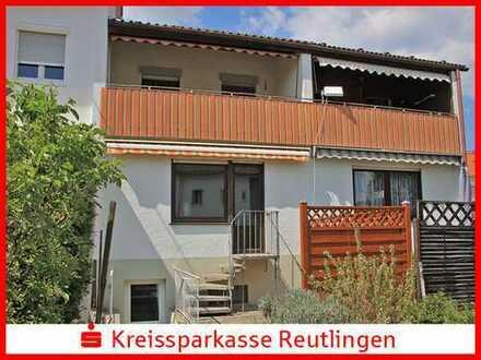 Gepflegtes Reihenmittelhaus mit sonnigem Garten in Reutlingen-Sondelfingen