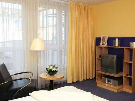 Möblierte Wohnungen im Herzen Frankfurts