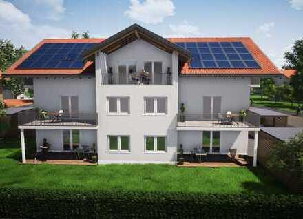 3 Zimmer Erdgeschosswohnung mit Garten