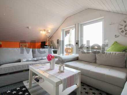 Singles und Berufspendler: Gepflegtes 1-Zi.-Apartment mit Weitblick unweit von Ulm