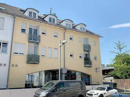 Frei werdende Eigentumswohnung mit Balkon und TG-Stellplatz