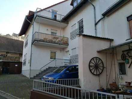 Dachgeschosswohnung in Ebernburg