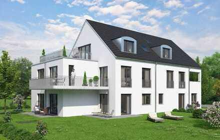 Provisionsfrei: Neubau, ruhig gelegene 4-Zimmer-Wohnung in München-Trudering (S4 & U2)