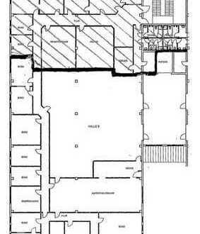 24_VH2613 Mehrere Büro- und Hallenflächen ab 500 m² bis 1500 m² / Gemeinde Barbing