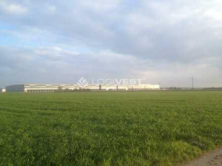 15 ha GI-Grundstück an strategisch günstigem Standort