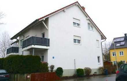 3,5 Zimmer-Maisonette-Wohnung ohne Dachschrägen mit Terrasse und Feldausblick