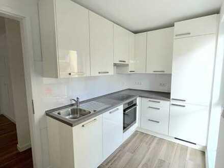 B E L E T A G E - 2-Zimmer-Wohnung zu vermieten!