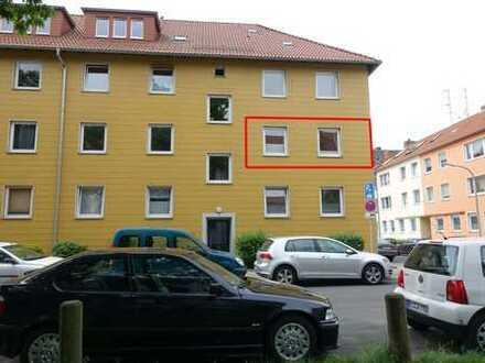 Innenstadt, ruhige 2-Zimmer-Wohnung mit moderner Einbauküche in Braunschweig