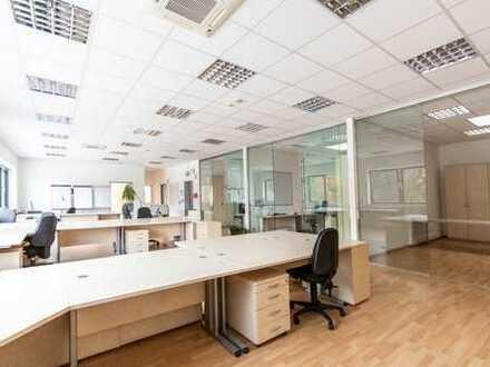 Möblierte Bürofläche in Oberdolling