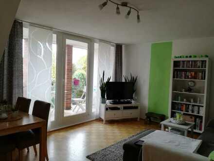 Erstbezug nach Sanierung: geräumige 5-Zimmer-Wohnung zur Miete in Münster