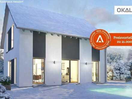 neues Haus im eigenen Homeoffice in Spalt