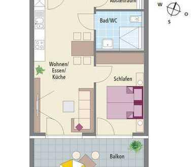 Ideal nicht nur als Kapitalanlage: Wohnung in zentraler Lage von Oßweil