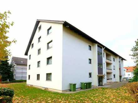 Helle 3 Zimmer-Wohnung mit Balkon und TG-Stellplatz!