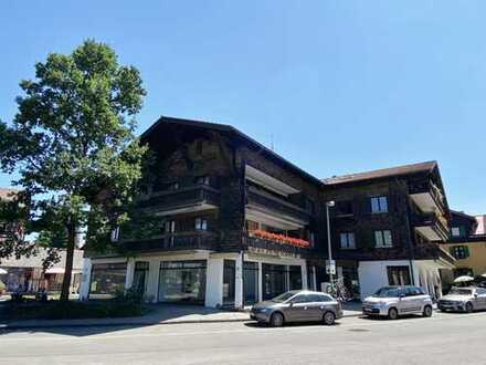 Im Herzen von Oberstaufen - Großzügige 3 - Zimmerwohnung mit 3 Balkonen