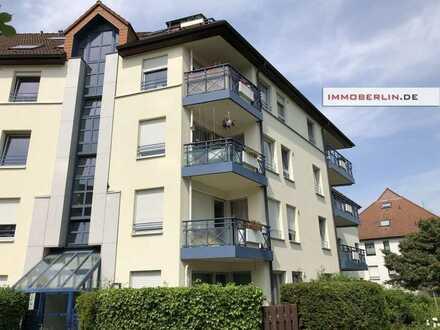 IMMOBERLIN.DE: Moderne vermietete Wohnung mit Südloggia