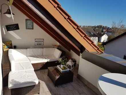 Einzigartige Maisonetten Wohnung direkt in Bad Rappenau/Stadt