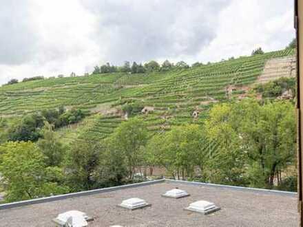 Esslingen: 3,5-Zimmer-Stadtwohnung mit Tiefgaragenplatz