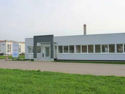 1.402 m² Halle und 181 m² Büro im Raum Sinsheim - 10 Min. zur A6
