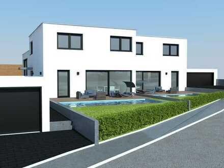 Erstbezug: schöne Doppelhaushälfte in Adelsried