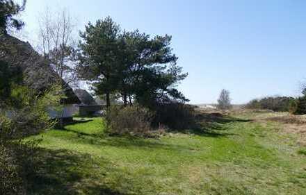 Insel Hiddensee - Grundstück fast am Strand