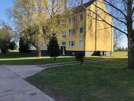 3 Zimmer Wohnung im gepflegten Mehrfamilienhaus in Salzwedel OT Pretzier