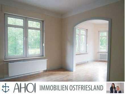 Hübsche Altbau-Wohnung in zentraler Lage von Emden (Nähe Klinikum)