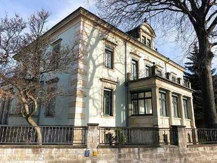 Ihr neuer Firmensitz mit bester Anbindung ++ Repräsentative Villa zur MIETE in Pirna