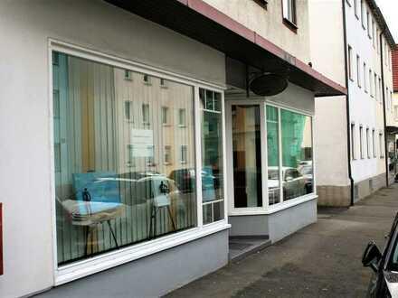 Friseursalon voll ausgestattet in Zentrumsnähe - Umbau zur Wohnung möglich