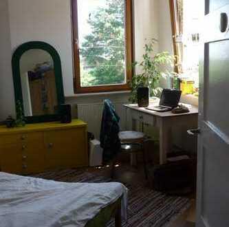 Helles freundliches Zimmer frei in 3er-WG