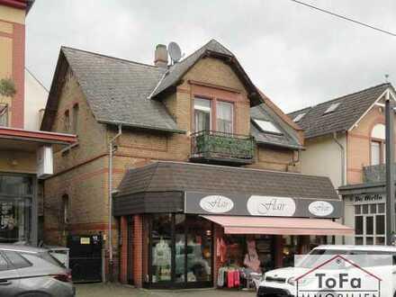 ToFa: seltene Gelegenheit! Wohn-Geschäftshaus auf der sehr beliebten Breiten Str. in Gonsenheim!