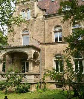 Repräsentative 3-Fam.-oder Büro-Villa in gesuchtem Stadtteil aus der Gründerzeit