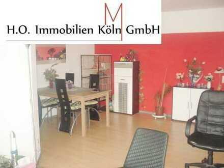 Solide Kapitalanlage - vermietete Zweizimmerwohnung in Wesseling