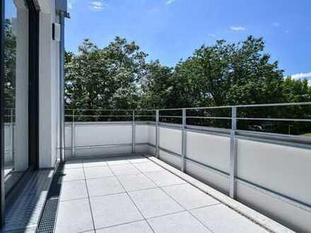 Schöne 3-Zimmerwohnung im Neubau mit Balkon