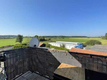 Gepflegte 4-Zimmer-Wohnung mit Hobbyraum in Nidderau-Eichen