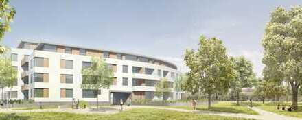 Familienfreundliche Vier-Zimmer-Neubauwohnung mit Süd-Loggia