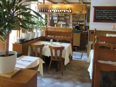 Restaurant Gaststätte und Hotel inklusive eine 3 Zimmer Wohnung.