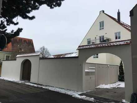 Neuwertige 3-Zimmer-Maisonette-Wohnung (86m2 Wohnfläche /110m2 Grundfläche) im Herzen Friedbergs