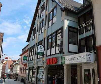 Renditeobjekt mitten in der Fußgängerzone von Tauberbischofsheim